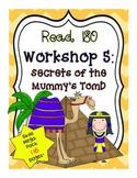 Read 180 Workshop 5 (Secrets of the Mummy's Tomb) Skills M