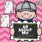 Read All About Me Freebie (Get-to-Know-Me Sheets)