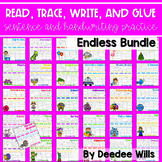 Read Trace Glue and Draw Growing Bundle