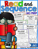 Read and Sequence NO PREP Packet (Set 1)