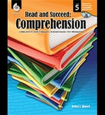Read and Succeed: Comprehension: Level 5 (Physical Book)