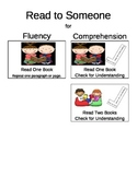 Read to Someone - Fluency or Comprehension