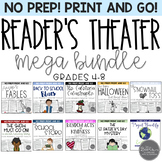 Reader's Theater MEGA BUNDLE for Grades 4-8 Common Core Aligned