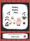 Readers' Theater: Dooby, Dooby, Moo