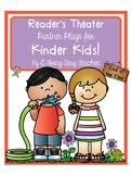 Reader's Theater - Partner Plays for Kinder Kids! {End of