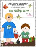 Reader's Theater Script, Earth Day, Organic Garden, Pollin