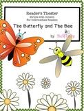 Reader's Theater Script, Reading/Science Center (Butterfli