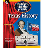 Reader's Theater Scripts: Texas History