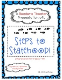 Reader's Theater: Steps to Statehood (leveled play for 3rd