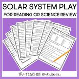Reader's Theatre: Solar System Play