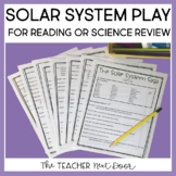 Reader's Theatre: Solar System Play