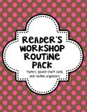Reader's Workshop Routine Pack