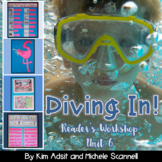 Readers Workshop Unit 6 - Diving In! by Kim Adsit and Mich