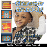 Readers Workshop Unit 8 - Character Round Up! Common Core Aligned