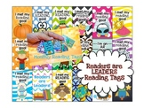 Readers are Leaders ( behavior beads/reading tags)