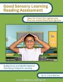 Reading Assessment for Orton Gillingham and Phonics Based