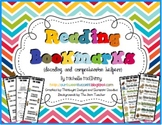 Reading Bookmarks {Decoding and Comprehension Helpers}