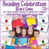 Reading Celebration Game - Open Ended