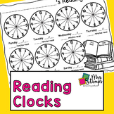 Reading Clocks--a tool for recording Nightly Reading!