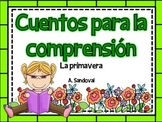 Reading Comprehension Passages #3 in Spanish