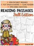 Comprehension Passages