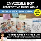 Reading Comprehension Questions & Interactive Read Aloud w