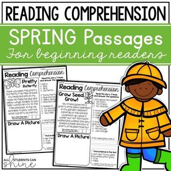 Reading Comprehension - SPRING Edition