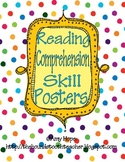 Reading Comprehension Skill Posters