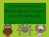 Reading Comprehension Strategies Posters and Bookmark {Bea