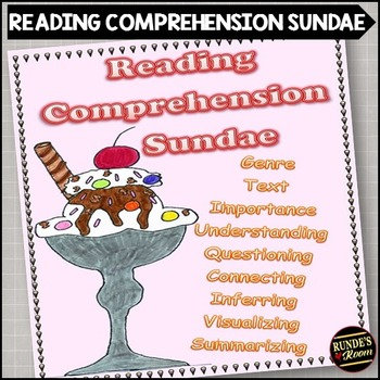 Reading Comprehension Sundae