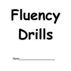 Reading Fluency Drills RTI Intervention