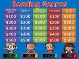 Reading Genres