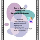 Reading Goal Self-Reflection