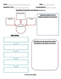 Reading Graphic Organizers for the 3rd Grade Common Core S