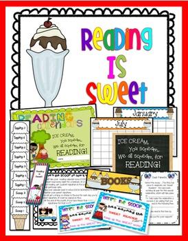 Reading Incentive Program for Grades 3-5