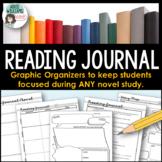Reading Journal for Silent Reading