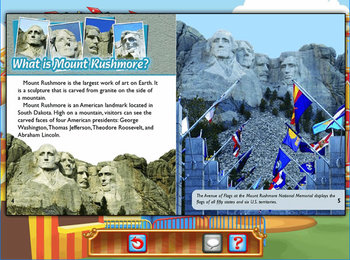 Reading - Mount Rushmore