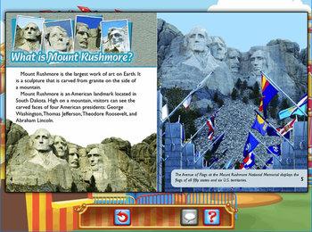 Reading - Mount Rushmore