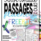 Reading Passages - Fluency and Comprehension FREEBIE