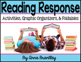 Reading Response Activities, Graphic Organizers, and Foldables
