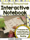 Reading Response Interactive Notebook Pieces