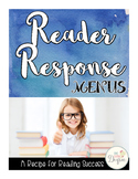 Reading Response Menus: A Recipe for Reading Success!