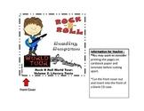 Reading Response Rock N Roll World Tour Volume 2 Literary Texts
