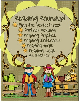 Reading Roundup! 22 Reading Printables in color and B&W