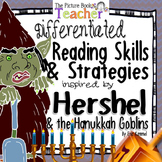 Reading Skills & Strategies Packet inspired by Hershel and