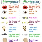 ~*Reading Strategies Bookmark, Summer Style!*~