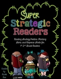 Super Strategic Readers: Posters, Thinking Stems, and Resp