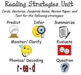 Reading Strategies Unit
