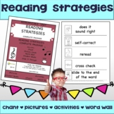 Reading Strategies for Emergent Readers - Lesson Plans