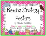 Reading Strategy Posters{Polka Dots}